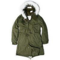 GALLS M65 M-65 M51 Fishtail Parka Filed Jacket