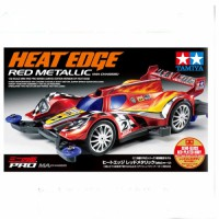 Tamiya Mini 4WD Heat Edge Red Metalic (MA Chassis)