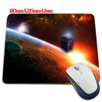 [globalbuy] Hot Selling Luxury Doctor Who wallpaper Mouse Mats Anti-Slip Rectangle Mouse P/3759394