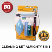 CLEANING SET ALMIGHTY 5 IN1
