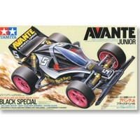 Tamiya Mini 4WD Avante Junior Black Special
