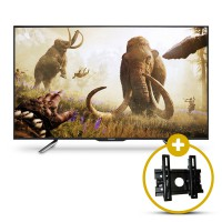Changhong HD ANDROID KITKAT SMART TV 32 inch - 32D3000i with Wifi Built in + BRACKET + FREE ONGKIR