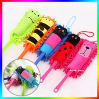 Kemoceng Microfiber Lucu (Animal Duster)