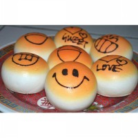 Squishy Emoticon Soft and Slow Rising Diameter 6,5cm