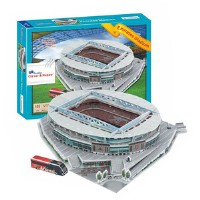 3D Puzzle Emirates Stadium