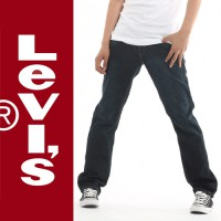 [Levis] Levis jeans imported from the United States 614-0005 (Slim Straight Fit)