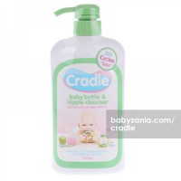 Cradle Baby Bottle & Nipple Cleanser Bottle 700ml