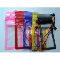 universal waterproof case for camera underwater mobile phone / pouch handphone/sarung foto tahan air