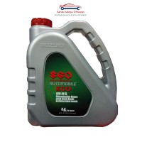 Suzuki Genuine Oil SGO 10W-40 Synthetic ECO Oli Mobil Mesin Bensin 4 Liter Original
