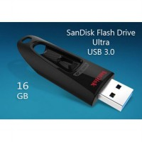 SanDisk Flash Drive Ultra USB 3.0  16 GB Original