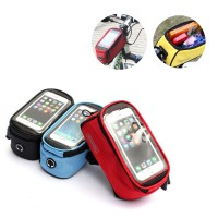 Roswheel Bag Large Size Tas Sepeda for Smartphone Samsung iPhone Lenovo Asus Xiaomi Dll