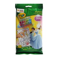 CRAYOLA Color Wonder Mini Coloring Pad & Markers 751300