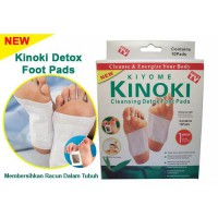 Kinoki Detox Foot Patch | PUTIH