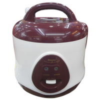 Maspion Rice Cooker EX- 0618 - 0.8 L Brown