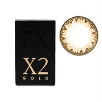 X2 Gold by Exoticon Softlens (Promote by Agnes Monica)