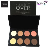 MAKE OVER Professional Highlight & Contour Palette