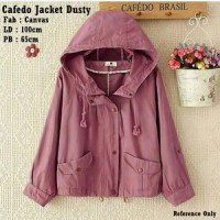 Cafedo Jacket Dusty
