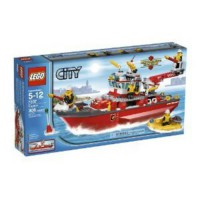[macyskorea] LEGO ( LEGO ) City Fire Ship (7207) block toys ( parallel imports )/12305590