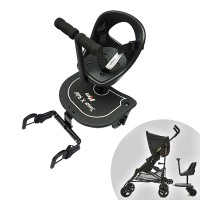 Rightmore Junior X Rider Stroller Board - Turn your stroller into a Tandem / Twin / Double