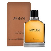 Parfum Giorgio Armani Eau D Aromes Men EDT100ml ORIGINAL