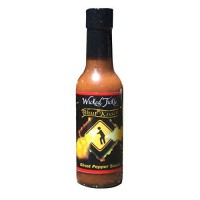 [poledit] Ghost Pepper Hot Sauce Wicked Tickle Bhut Kisser (T1)/13482823