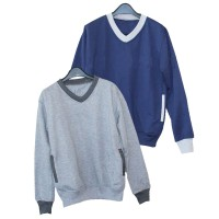 New!Unisex Sweater Fleece Elbow_9Colors _High Quality and Trendy_Sweater/Jacket/Cardigan/Hoodie