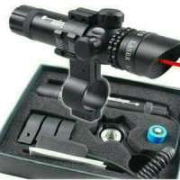 LASER RIFLE SCOPE - LASER SENAPAN ANGIN