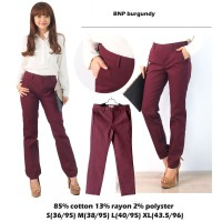 NEW-WOmen workpants-celana kerja wanita best seller