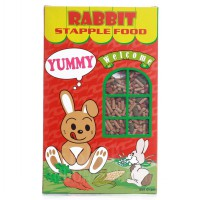 Yummy Rabbit Stapple Food-Makanan Bergizi Kelinci-800gr