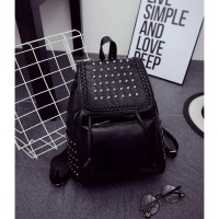 Andisti TAS BRANDED FASHION IMPORT BEST QUALITY RANSEL - M21431 BLACK