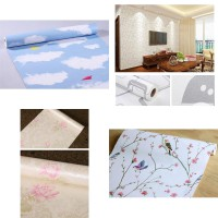 Wallpaper Sticker / Contact Paper Murah Ukuran 10 Meter Dengan Pilihan Motif