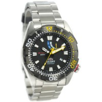Orient Jam Tangan Pria Stainless Steel SEL0A001B M-Force