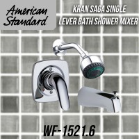 American Standard Kran Saga In Wall Single-Lever Bath Shower Mixer WF-1521.601.50 keran panas dingin