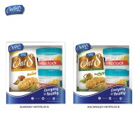 Oatbits Oat 8 Almond Hampers Banded Interlock – 500 ml (2 unit) | Available 2 Variant