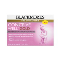 Blackmores conceive well gold -- 56 tabs