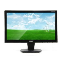 Monitor LED Acer P166 15,6' Wide Screen