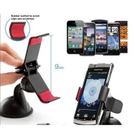 360 Degree Rotating Bracket Holder Stand Universal for Phone, GPS, tablet