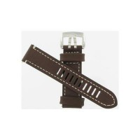 [poledit] Luminox 23/22mm Brown Leather Watchband (R2)/14299311