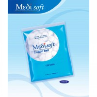 Medisoft Cotton Ball (Kapas Cebok)