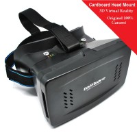 Cardboard Head Mount Second Generation 3D Virtual Reality Original 100% for All Smartphone Android