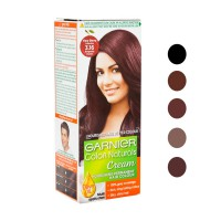 [HARGA SPECIAL] Garnier Color Naturals 5 VARIAN -NATURAL BLACK/DARK BROWN/BURGUNDY/BROWN/LIGHT BROWN