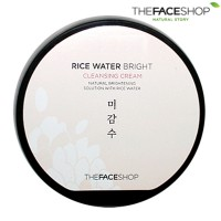 rice water bright cleansing cream [thefaceshop]