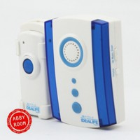 IL-301 IDEALIFE Wireless Doorbell - DC (Battery) 1 Remote