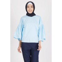 Rayzha Top Baby Blue