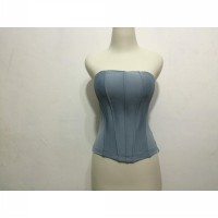 bustier aleza project tulang 8 cup polyester abu2