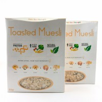 Toasted Muesli 350gr