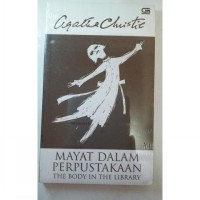 Novel Misteri Agatha Christie - Mayat Dalam Perpustakaan The Body in The Library