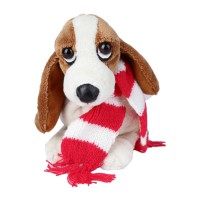 Hush Puppies Boneka Toys With Scarf 5 Inc HT191760 - One Color