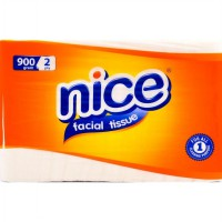 Nice Facial Tissue 900grm / isi 6 pack / pcs