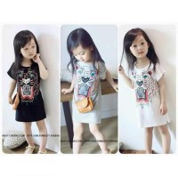 dress tiger kenzo simple for kids original import